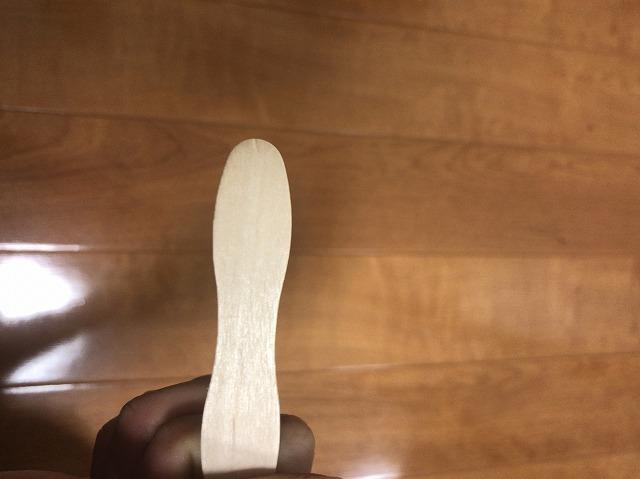 木のスプーン