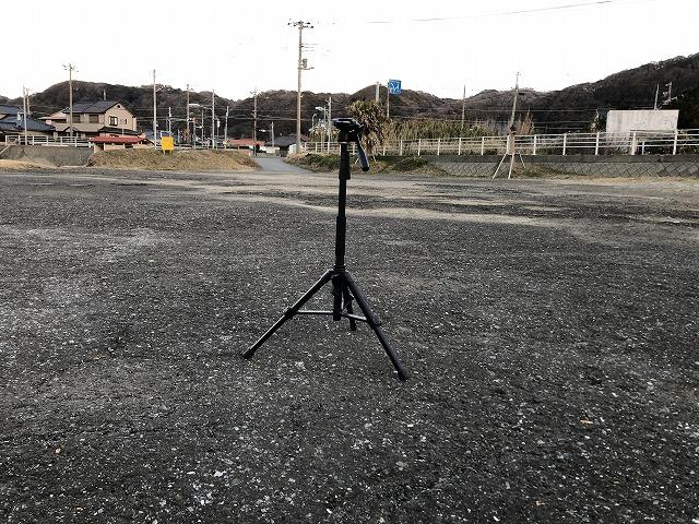 自撮りスタンド