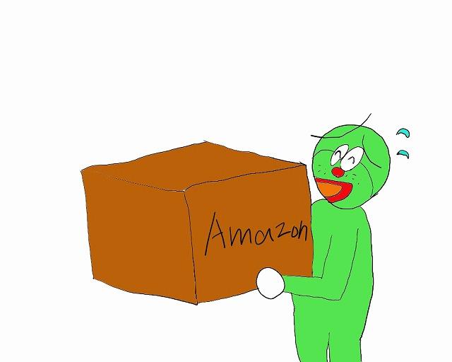 Amazon置き配のメリット