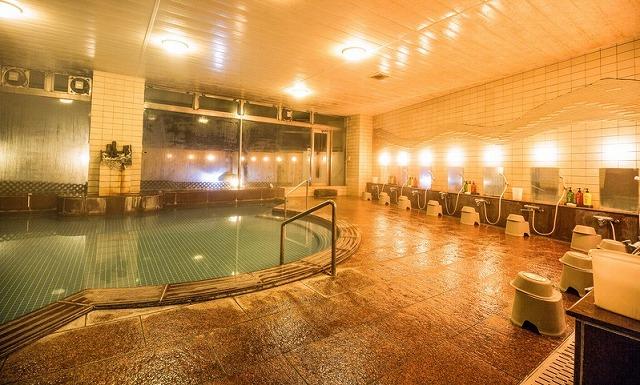 大浴場がないビジネスホテルは嫌だ