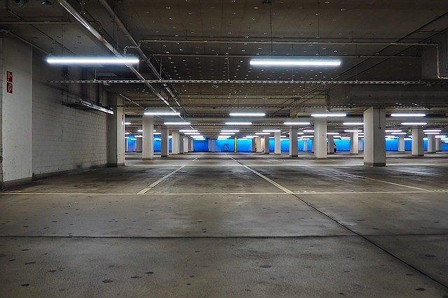 駐車場が狭いホテルは嫌だ