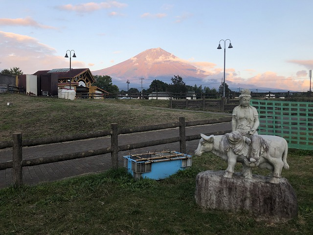 富士ミルクランドキャンプ場